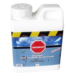 ARCADECAP - Décapant peinture vernis bois anti fouling metal sans chlorure de methylene gel gelifié