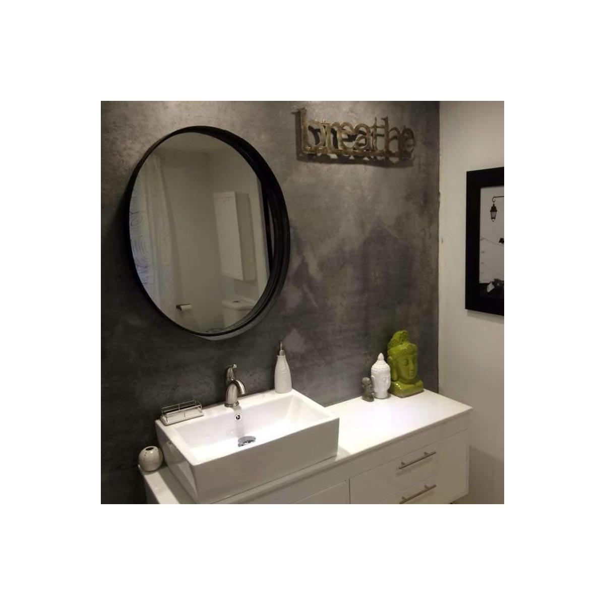 Kit béton ciré enduit salle de bain imperméable et douche