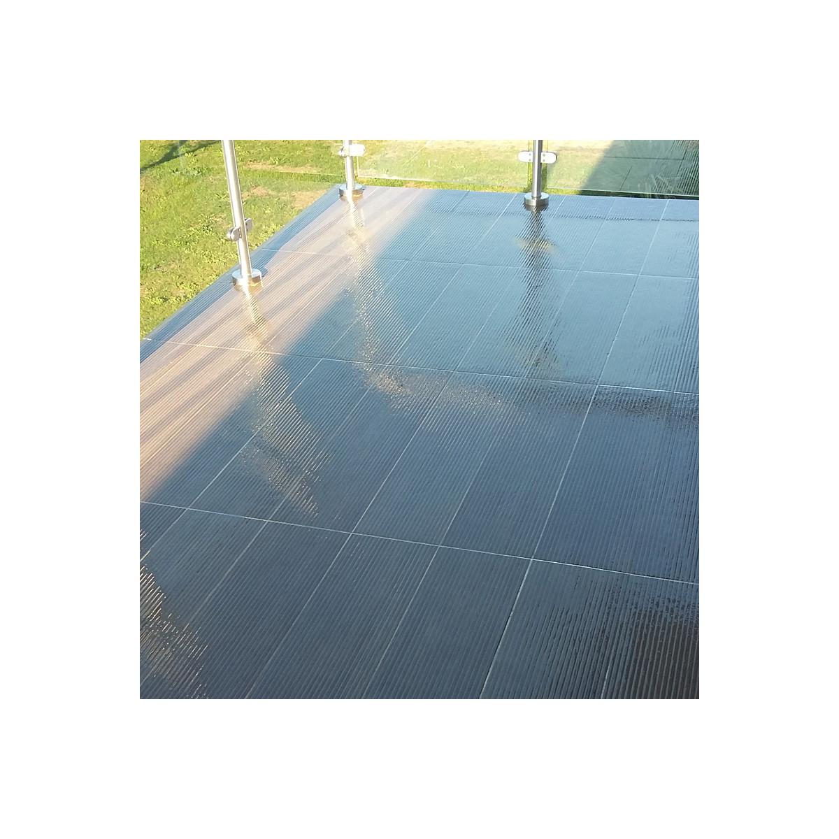 Resine Transparente Etancheite Terrasse Carrelée ARCACLEAR - Comment etancher une terrasse