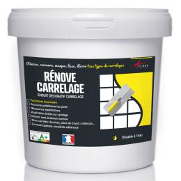 RENOVE CARRELAGE - Enduit carrelage mural et sol recouvre les joints