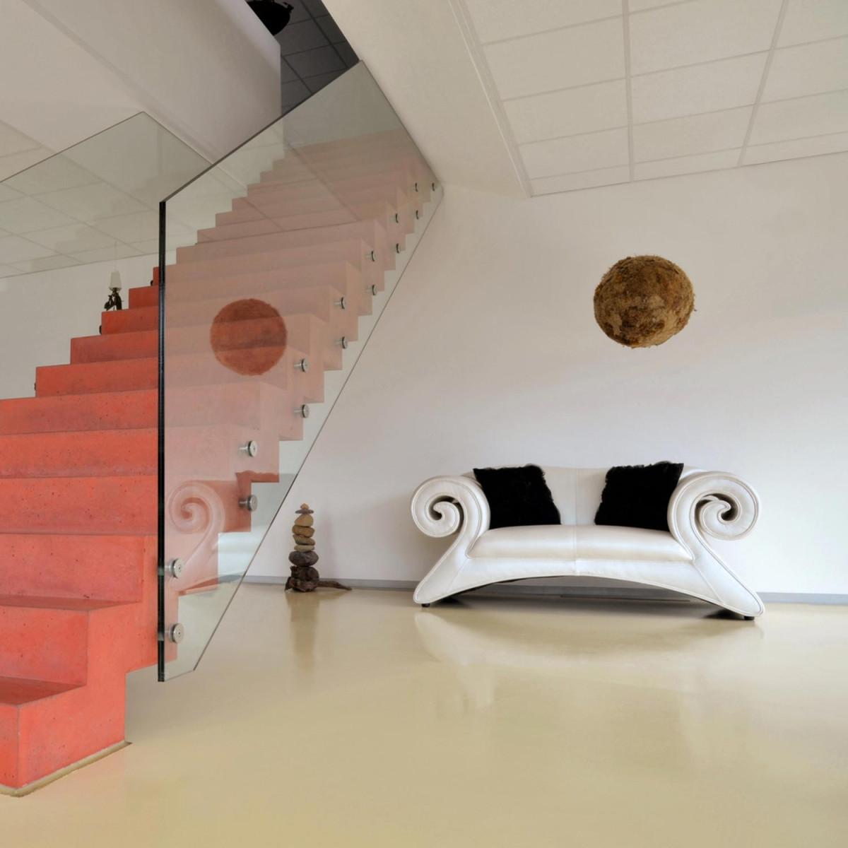 ... Salle De Bains · Resine Peinture Epoxy Revetement Sol · Resine Epoxy Sol  Revetement Chambre Salon Cuisine ...