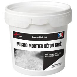 micro mortier - MICRO-MORTIER BETON CIRE