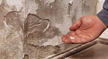 salpêtre mur : traitement et conseils