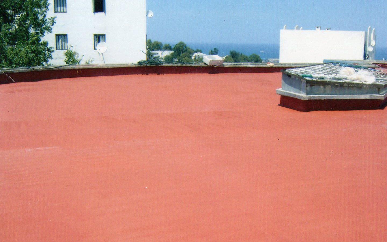 Etancheite Toiture Toit Terrasse Distributeur Algerie MaisonEtanche - Etancheite toiture terrasse circulable