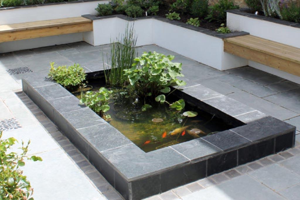 Comment réaliser l\'étanchéité d\'un bassin à poisson ?