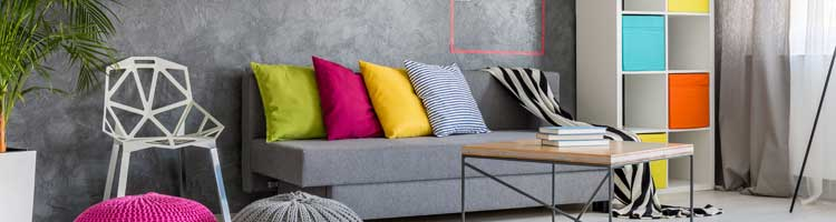 beton ciré mural couleurs