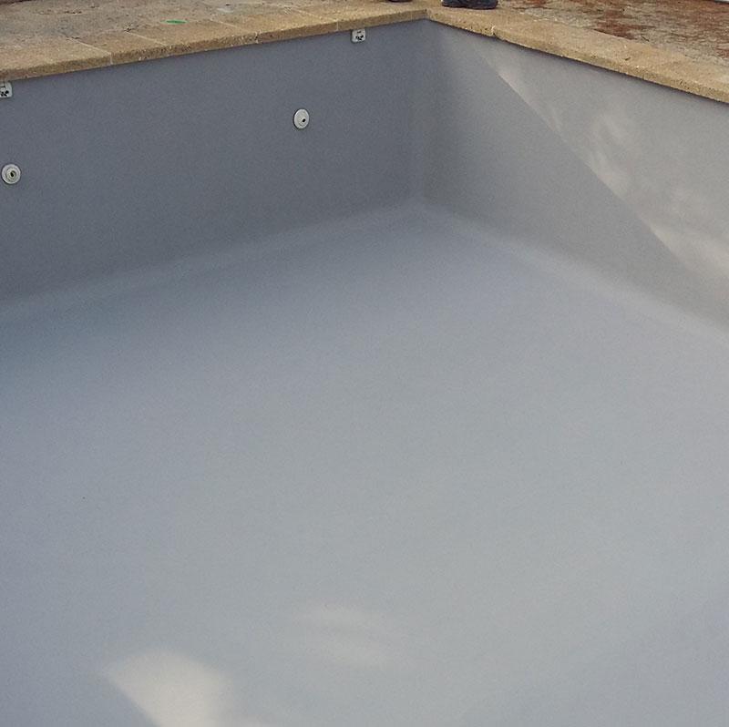 Audacieux Enduit étanchéité hydrofuge cuvelage piscine bassin | Maison Étanche ZG-57